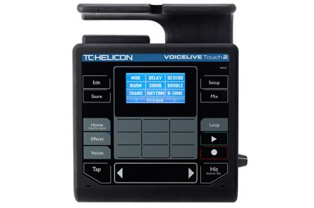 TC Helicon VoiceLive Touch 2 - demo