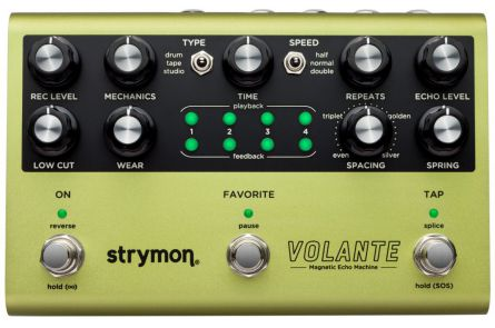 Strymon Volante - b-stock (1x opened box)