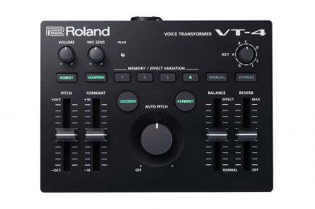 Roland VT-4 Vocal Transformer - 1x opened box