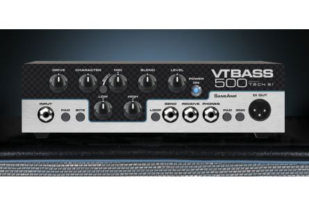 Tech 21 USA VT-500 - b-stock (1x opened box)