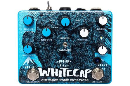 Old Blood Noise Endeavors Whitecap - Asynchronous Dual Tremolo