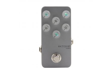 Hotone Xtomp mini - Bluetooth Multieffects Pedal - b-stock (1x opened box)