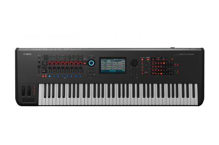 Yamaha Montage 7 Synthesizer