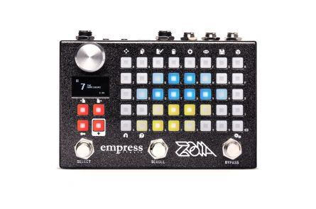Empress Effects Zoia - 1x opened box