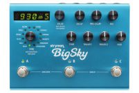 Strymon Big Sky - 1x opened box