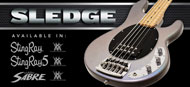 Music Man PDN Sledge Limited Edition 190