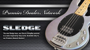 Music Man PDN Sledge Limited Edition 300