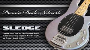 Music Man PDN Sledge Limited Edition 300
