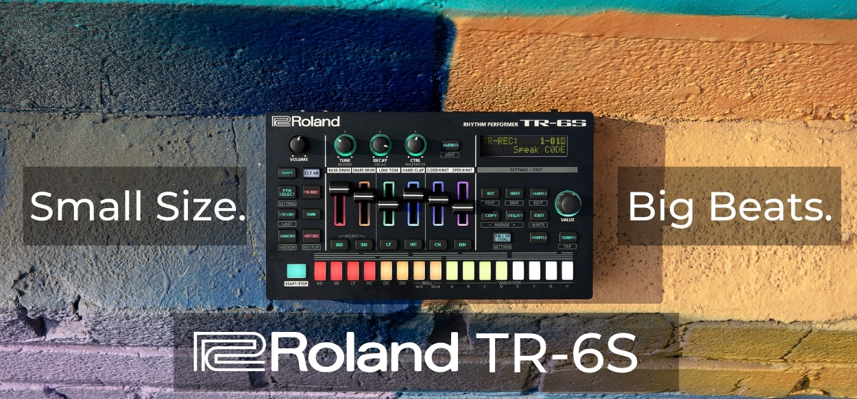 Roland-TR-6S