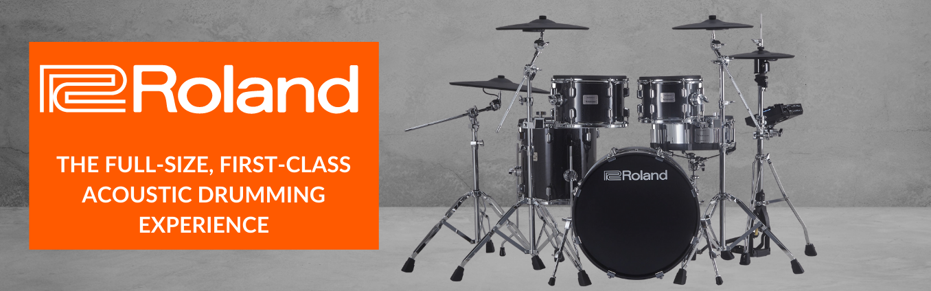 Roland VAD Series - Virtual Acoustic Drums